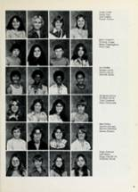 1977 Franklin Junior High School Yearbook Page 38 & 39