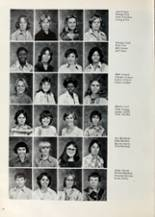 1977 Franklin Junior High School Yearbook Page 40 & 41