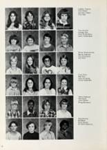 1977 Franklin Junior High School Yearbook Page 44 & 45