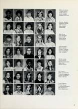 1977 Franklin Junior High School Yearbook Page 50 & 51