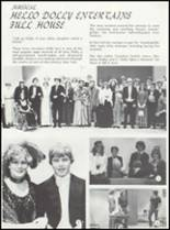 1981 Edgewood-Colesburg High School Yearbook Page 16 & 17