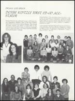 1981 Edgewood-Colesburg High School Yearbook Page 34 & 35