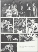 1981 Edgewood-Colesburg High School Yearbook Page 58 & 59