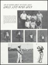 1981 Edgewood-Colesburg High School Yearbook Page 68 & 69