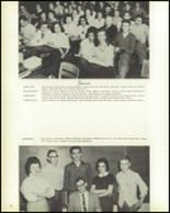 1958 Hopedale High School Yearbook Page 36 & 37