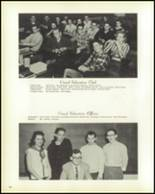 1958 Hopedale High School Yearbook Page 52 & 53