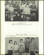 1958 Hopedale High School Yearbook Page 60 & 61