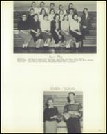 1958 Hopedale High School Yearbook Page 64 & 65