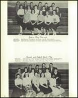 1958 Hopedale High School Yearbook Page 66 & 67