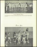 1958 Hopedale High School Yearbook Page 72 & 73