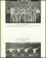 1958 Hopedale High School Yearbook Page 78 & 79
