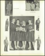 1958 Hopedale High School Yearbook Page 82 & 83