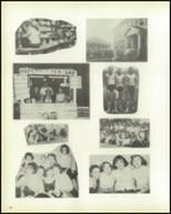 1958 Hopedale High School Yearbook Page 86 & 87