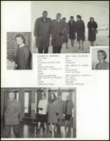 1961 North Allegheny Intermediate High School Yearbook Page 32 & 33