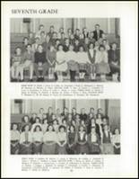 1961 North Allegheny Intermediate High School Yearbook Page 34 & 35