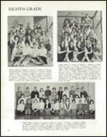 1961 North Allegheny Intermediate High School Yearbook Page 36 & 37