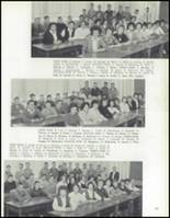 1961 North Allegheny Intermediate High School Yearbook Page 38 & 39