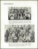1961 North Allegheny Intermediate High School Yearbook Page 40 & 41