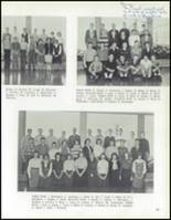 1961 North Allegheny Intermediate High School Yearbook Page 42 & 43