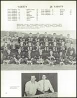 1961 North Allegheny Intermediate High School Yearbook Page 56 & 57