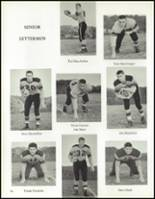 1961 North Allegheny Intermediate High School Yearbook Page 58 & 59