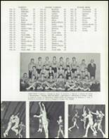 1961 North Allegheny Intermediate High School Yearbook Page 60 & 61