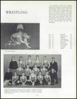 1961 North Allegheny Intermediate High School Yearbook Page 62 & 63
