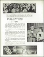 1961 North Allegheny Intermediate High School Yearbook Page 70 & 71