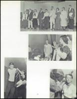 1961 North Allegheny Intermediate High School Yearbook Page 84 & 85