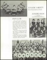 1961 North Allegheny Intermediate High School Yearbook Page 92 & 93