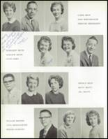 1961 North Allegheny Intermediate High School Yearbook Page 106 & 107