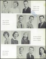 1961 North Allegheny Intermediate High School Yearbook Page 108 & 109