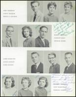 1961 North Allegheny Intermediate High School Yearbook Page 110 & 111