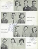 1961 North Allegheny Intermediate High School Yearbook Page 114 & 115