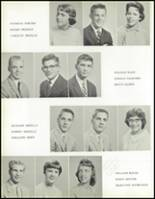 1961 North Allegheny Intermediate High School Yearbook Page 120 & 121