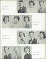 1961 North Allegheny Intermediate High School Yearbook Page 122 & 123