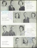 1961 North Allegheny Intermediate High School Yearbook Page 124 & 125