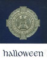 1966 Yearbook All Hallows High School