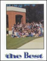 2000 Brookstone High School Yearbook Page 20 & 21