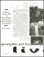 2000 Brookstone High School Yearbook Page 124 & 125