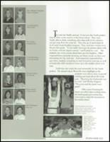 2000 Brookstone High School Yearbook Page 156 & 157