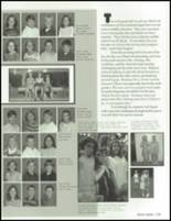 2000 Brookstone High School Yearbook Page 162 & 163