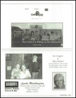 2000 Brookstone High School Yearbook Page 232 & 233