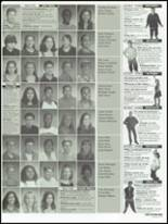 2000 Wheeler High School Yearbook Page 166 & 167