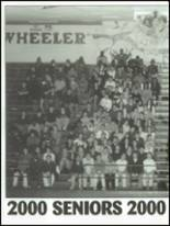 2000 Wheeler High School Yearbook Page 308 & 309