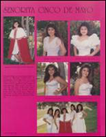 1989 Sweetwater High School Yearbook Page 20 & 21