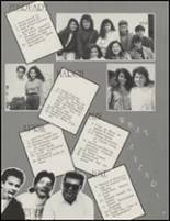 1989 Sweetwater High School Yearbook Page 32 & 33
