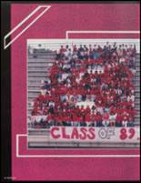 1989 Sweetwater High School Yearbook Page 44 & 45