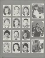 1989 Sweetwater High School Yearbook Page 106 & 107