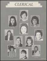 1989 Sweetwater High School Yearbook Page 110 & 111